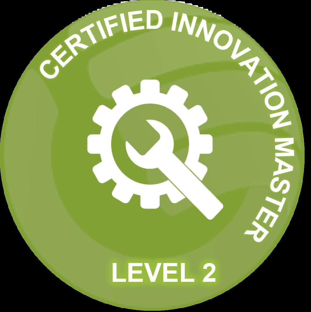 Certified Innovation Master