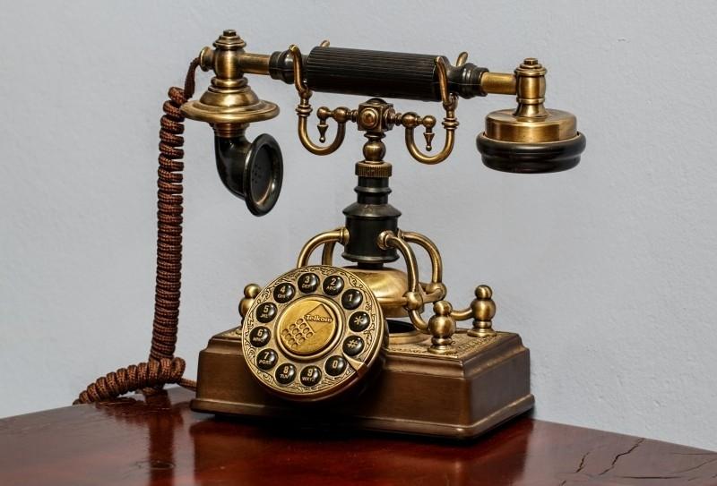 TELEPHONE, 1876