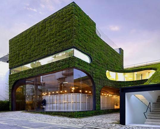 LEED. Green building certification