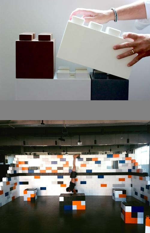 Everblock. Modural Plastic Block