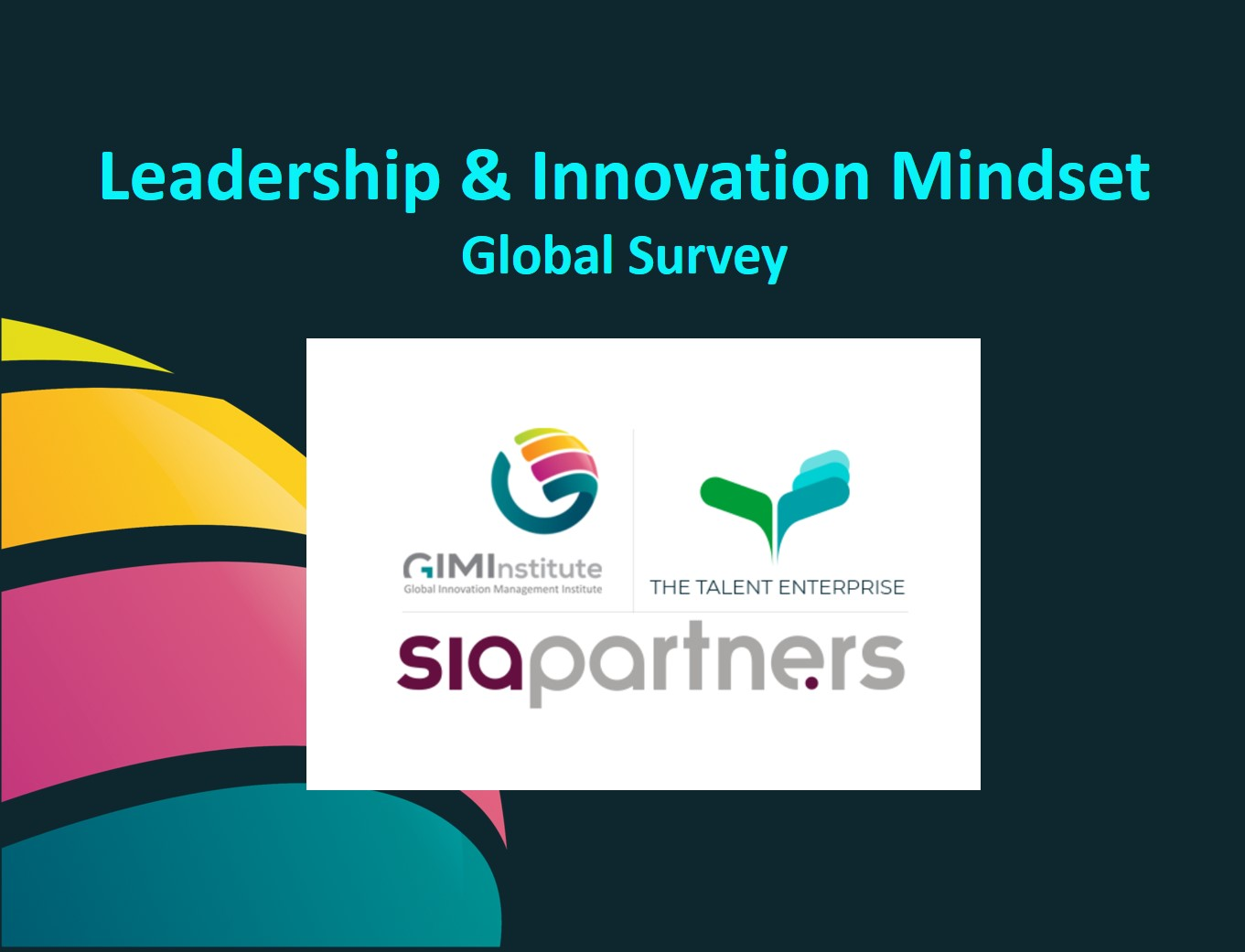 Global innovation mindset survey - GIMI