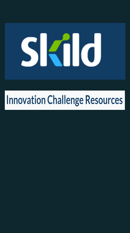 The Innovation Challenge. Skild Inc